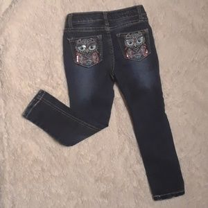 Vigoss Jeans owl pockets